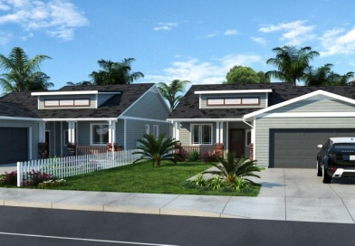 Zero Net Energy, LEED ABC Green Home Projects Live & Online