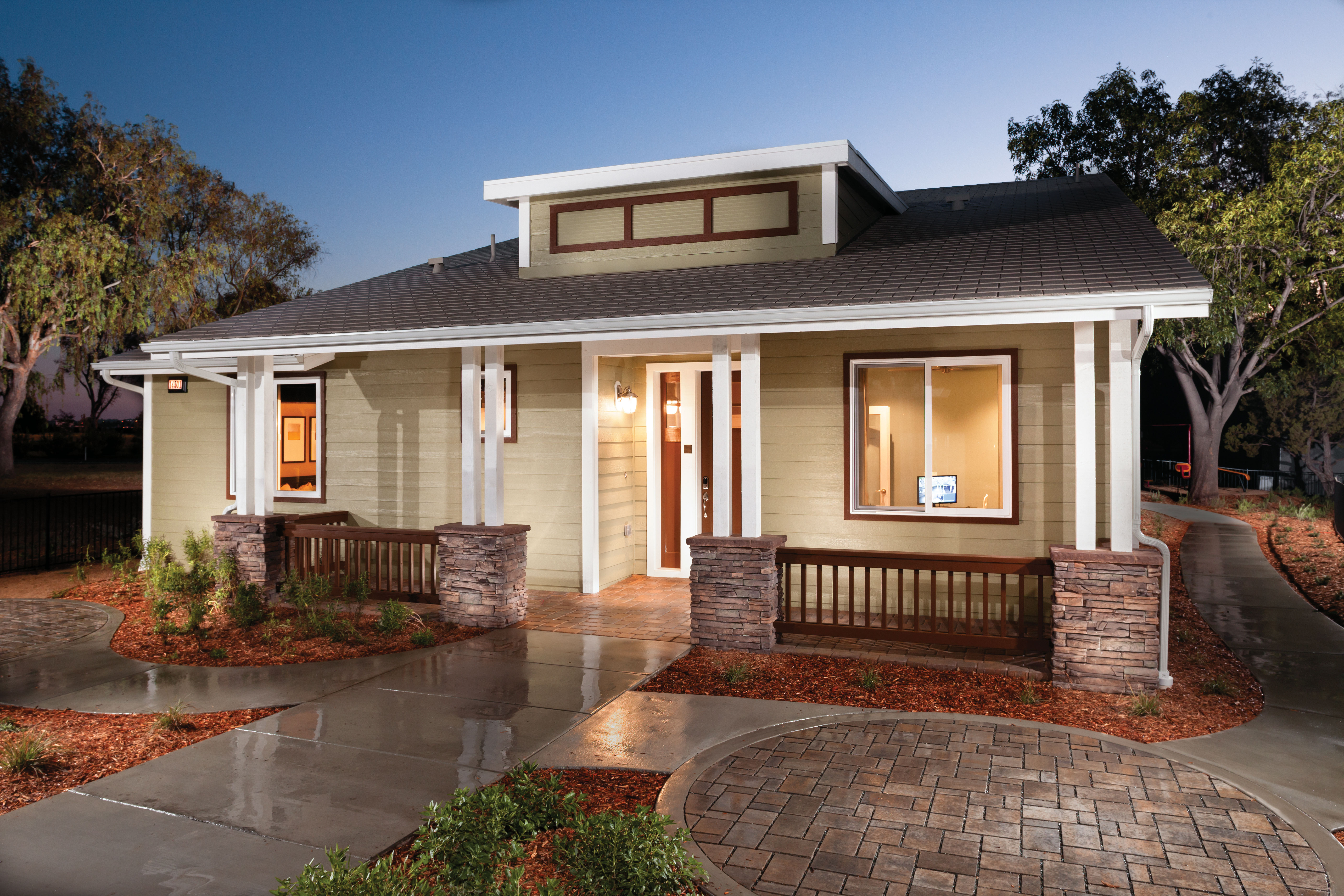 the details of the design the abc green home project - Grand Homes Design Center