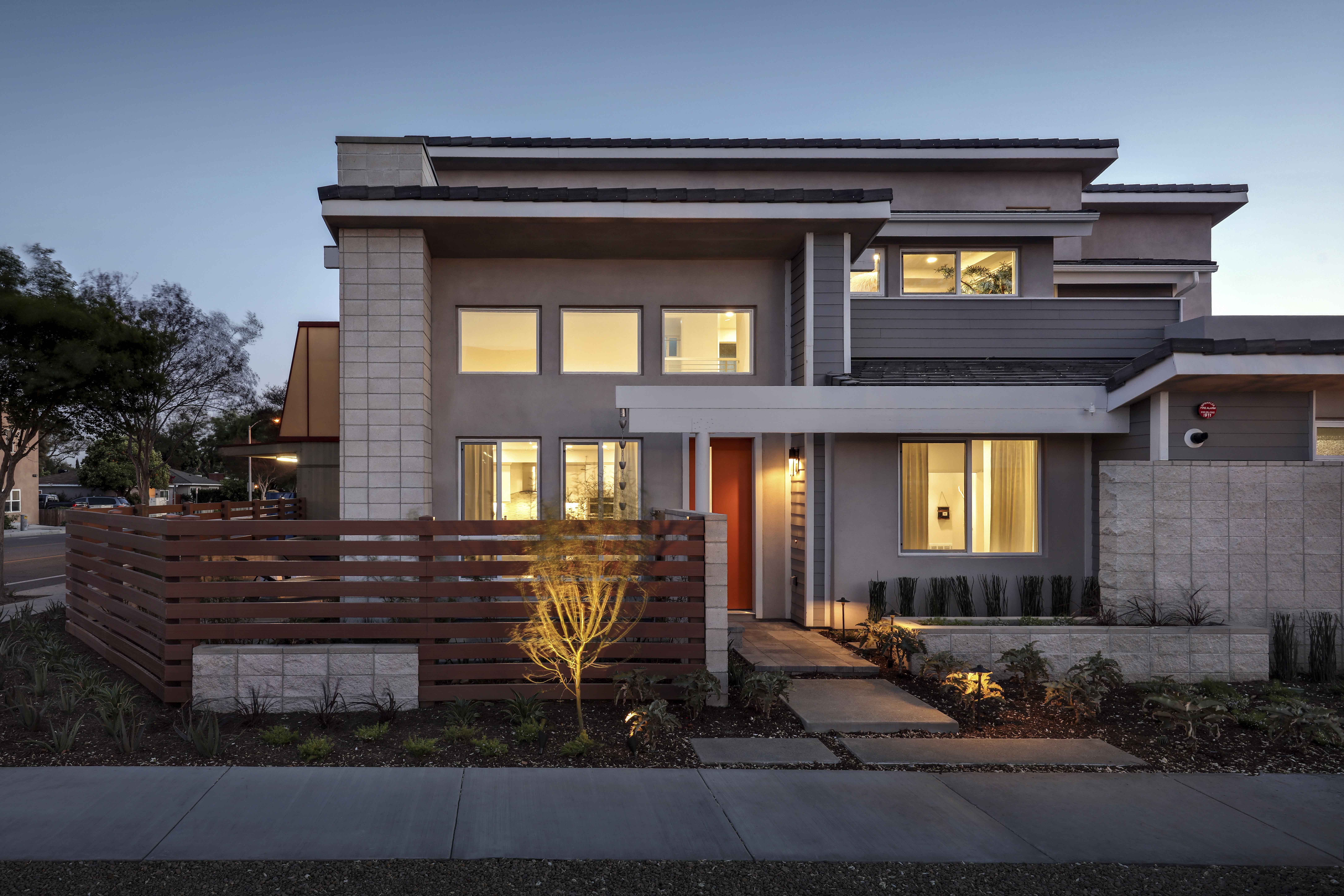 Healthy And Sustainable Model Home Merchandising